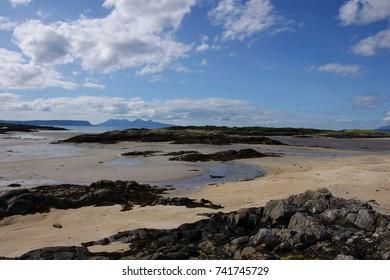 Scottish Beach in the Summer