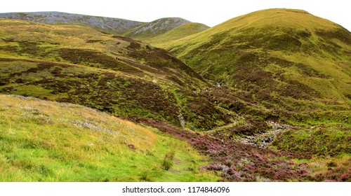 Scottish Highlands. Cairngorm Mountains. Braemar, Royal Deeside, Aberdeenshire, Scotland, UK.