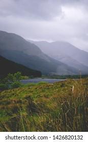 Scottish Highlands - Loch in Perthshire