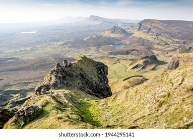 Scottish nature and mountains - Isle of skye