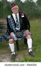 scottish war veteran