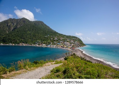 Scotts Head is a village on the southwest coast of Dominica
