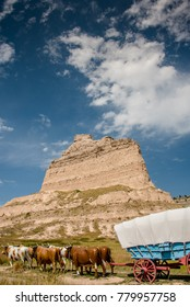 Scottsbluff National Monument, Nebraska.