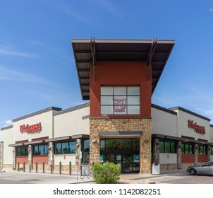 Scottsdale,Az/USA 7.24.18: The Walgreen Company an American company that operates as the second-largest pharmacy store chain in the US behind CVS Health.