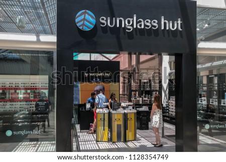c59546e24ea Scottsdale Az USA 7418 Sunglass Hut International Retailer Stock ...
