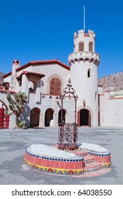 Scotty's Castle in Death Valley National Park