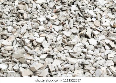 scrap of concrete