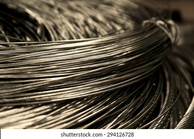 Scrap of conductor power cable