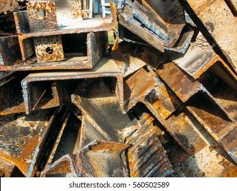 scrap, scrap metal, metal scrap