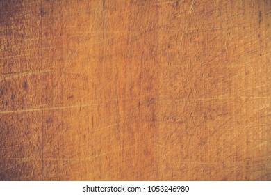 Scratch old hardwood for brown background