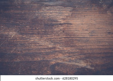 Scratched Barnwood Floor