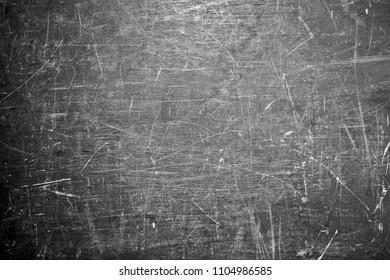 Scratched blackboard texture