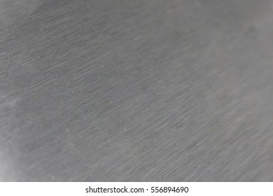 Scratched metal surface for background texture