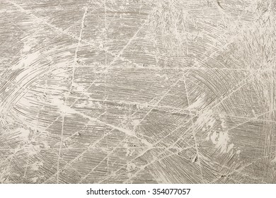 scratched and painted surface for background use