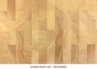 scratched wooden board, cutting board as a background, texture