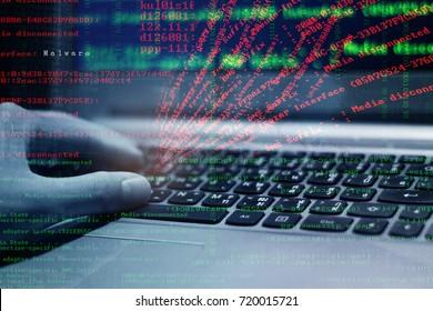 Screen hacker Data transfer
