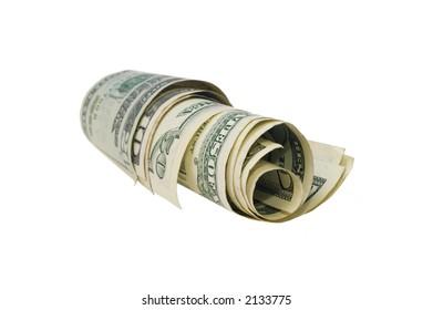 Scroll money