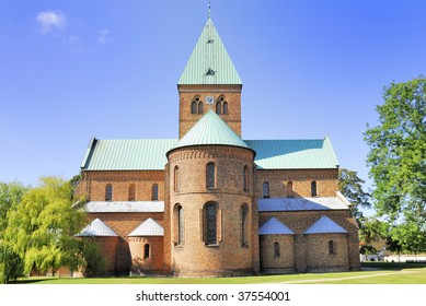 Sct. Bendts Church is located in Ringsted Denmark and was part of a monastery. It holds a number of Royal and Nobel graves from medieval times.