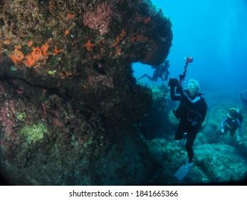 Scuba Diving Malta, Gozo and Comino