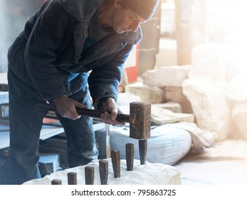 Stone Hammer Images Stock Photos Amp Vectors Shutterstock