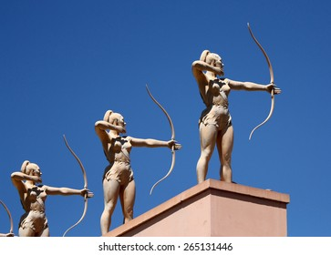 sculpture Archer