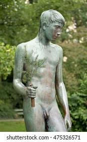Sculpture in Berlin, Germany