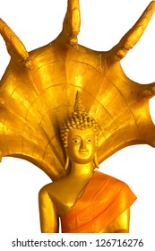 sculpture Buddha ancient holy art asia in thailand