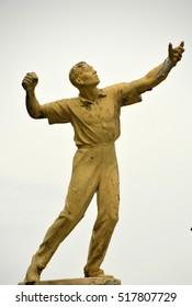 sculpture monument landmark city in Ukraine