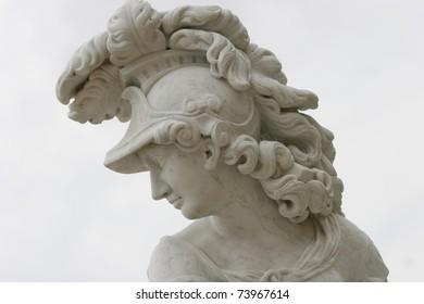 Sculpture in Sanssouci park (Potsdam, Germany)