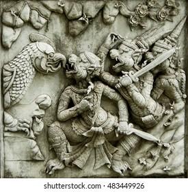 Sculpture thai style