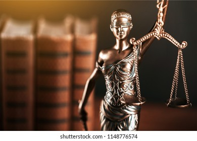 Sculpture of Themis, mythological