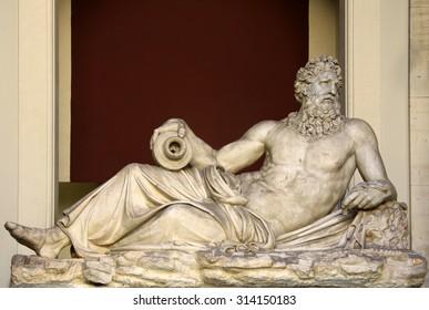 Sculpture at Vatican Museum, Vatican