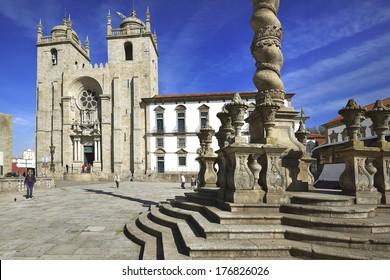 Se cathedral in Porto - Portugal