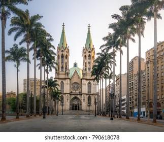 Se Cathedral - Sao Paulo, Brazil