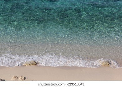 Sea, beach and summer day. - Shutterstock ID 623518343