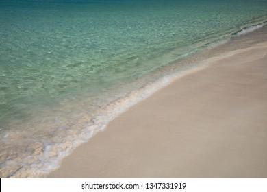 Sea and Beach, West Bay, Roatan, Honduras