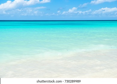 sea. Beautiful white clouds on blue sky over calm sea with sunlight reflection, bali . Tranquil sea harmony of calm water surface. Sunny sky and calm blue ocean. Vibrant sea with clouds on horizon