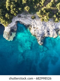Sea Caves of Croatia