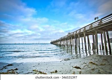Sea Cliff Wharf, Santa Cruz California
