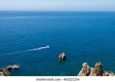 Sea, Corfu