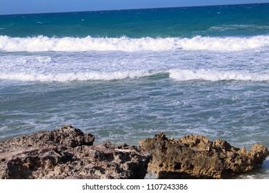 Sea in Cozumel