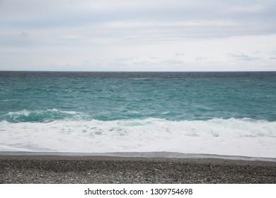 sea of east taiwan/ the pacific sea