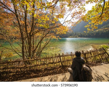 Sea of the Five flowers - Jiuzhaigou Valley Scenic and Historical Interest Area