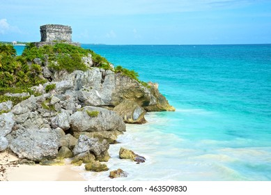 Sea with Heritage of Cancun