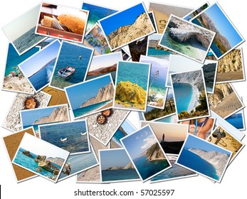 Sea holiday photograph