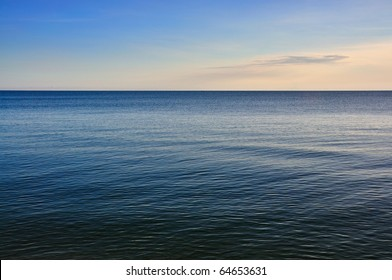 Sea at Huahin