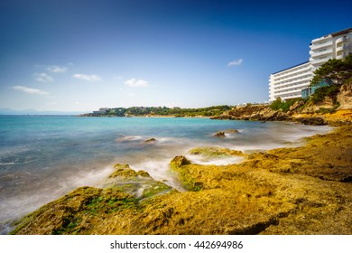 Sea Landscape Salou , Spain