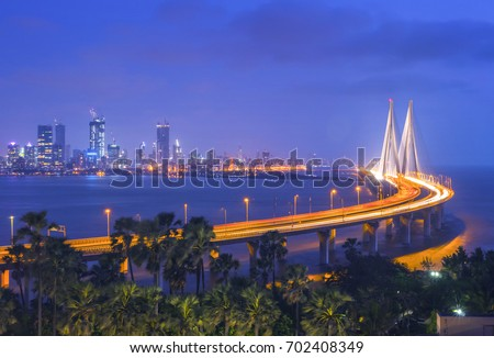 The BandraWorli Sea Link