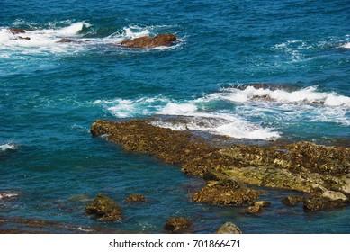 Sea reefs
