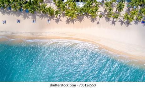 Sea Samui Beach is beautiful.